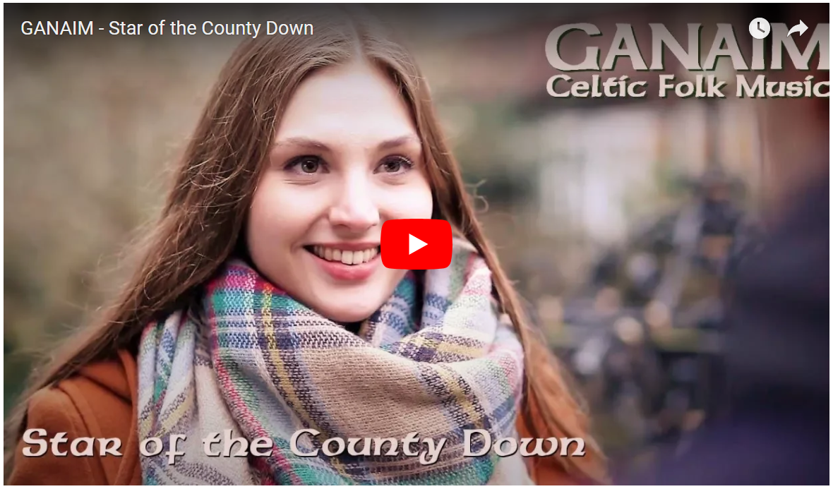 Ganaim – Star of the County Down