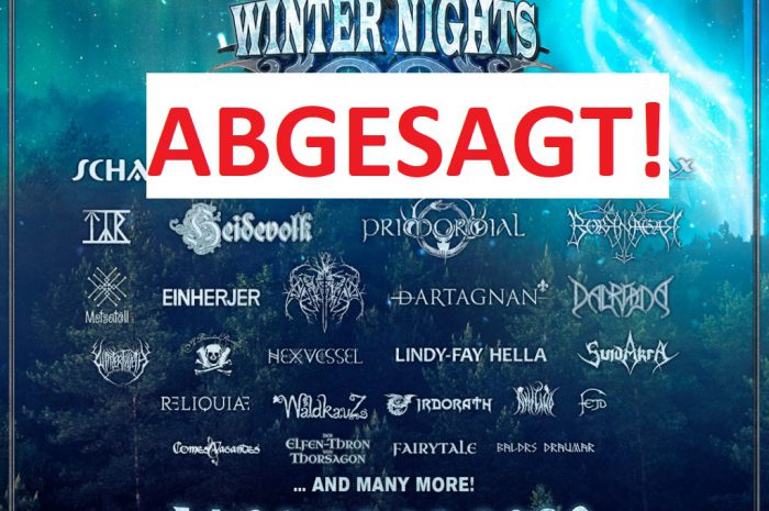 Gewinne Tickets für Wacken Winter Nights IV